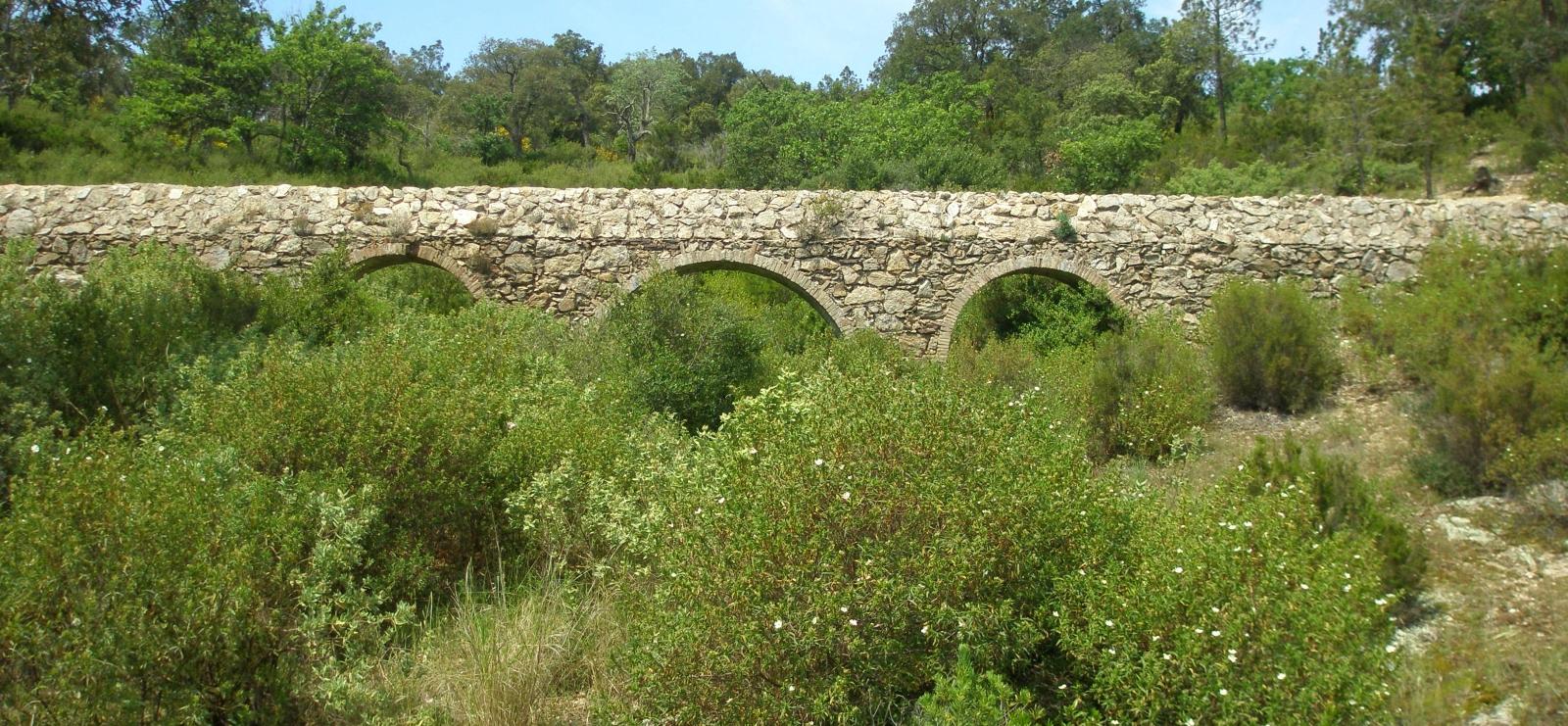 Aqueduc 25 ponts