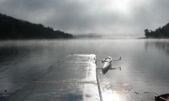 en toute saison sur le lac