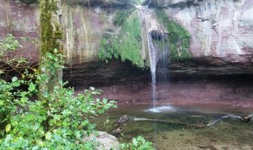 Cascade de Gourbachin