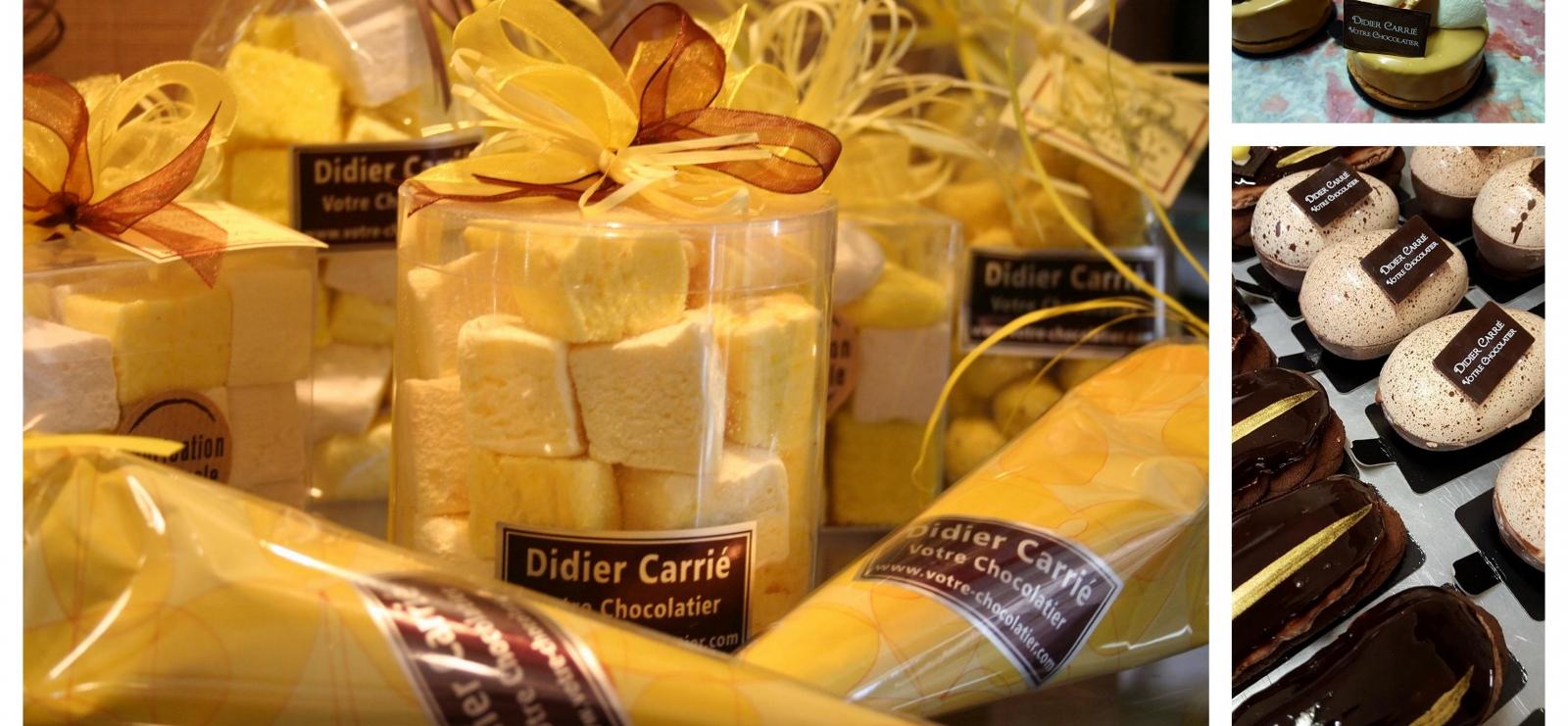 Le Palet d'Or - Didier Carrié