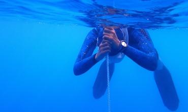Initiation to freediving by Plongeelibre.com