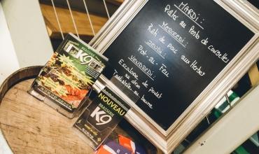 Brasserie le K9 Office de Tourisme de Roquebrune-sur-Argens