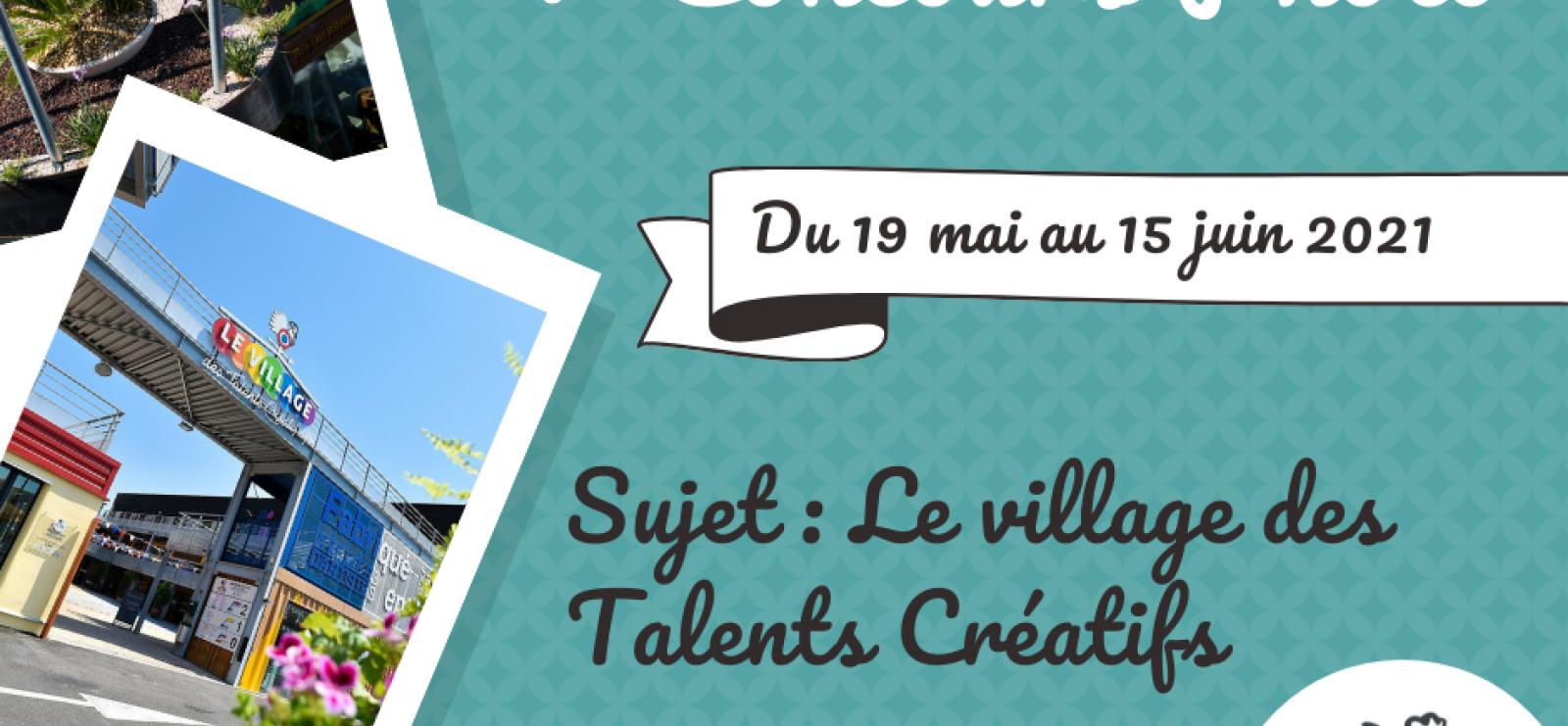 1er Concours photo du Village des Talents créatifs