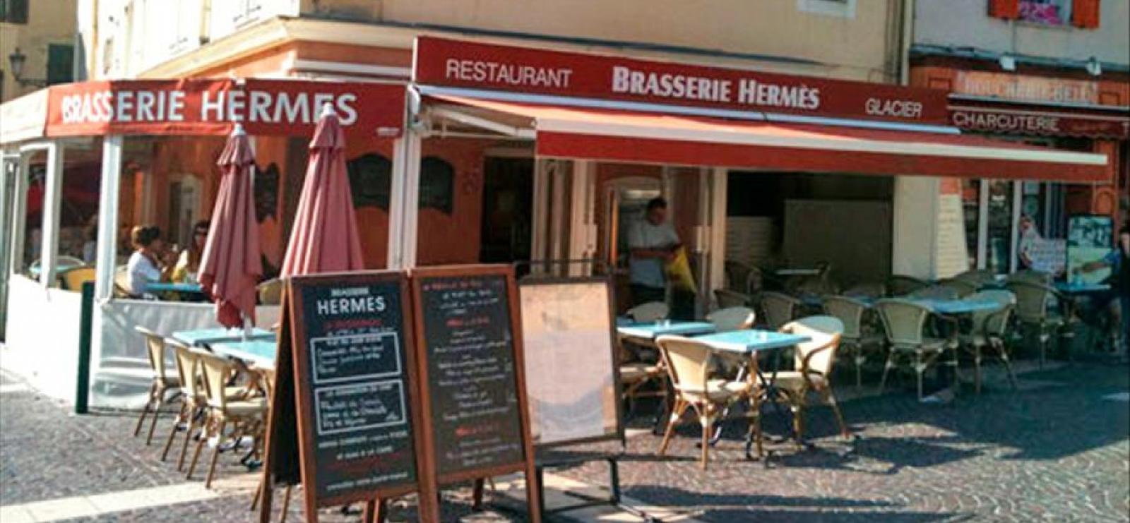 BRASSERIE HERMES - Entrée