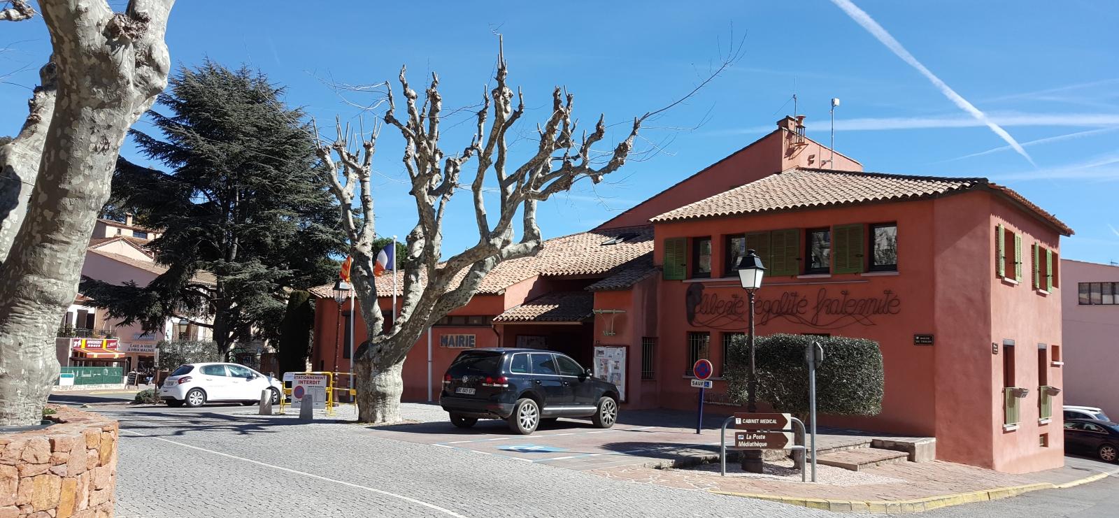 Mairie de Les Adrets de l'Esterel