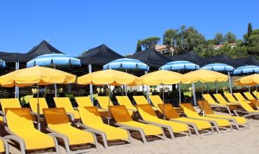 Restaurant de plage El Moritto plage