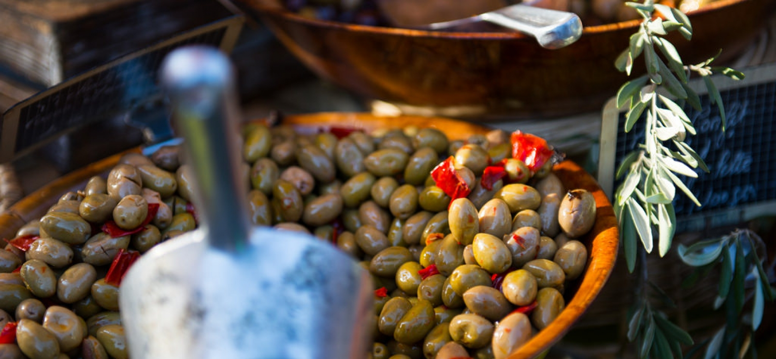 marché provencal roquebrune
