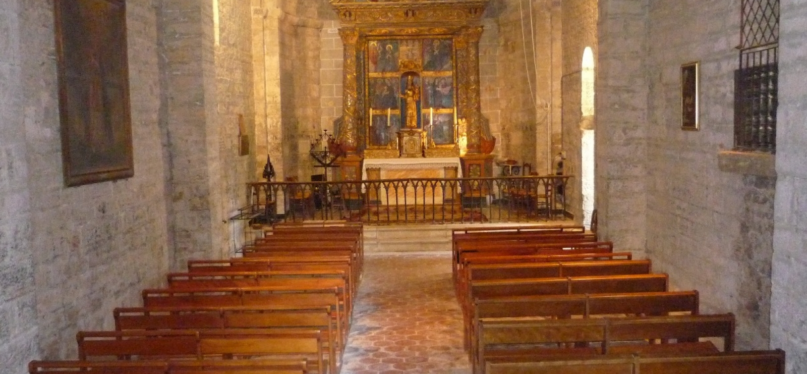 Chapelle Notre Dame des Cyprés