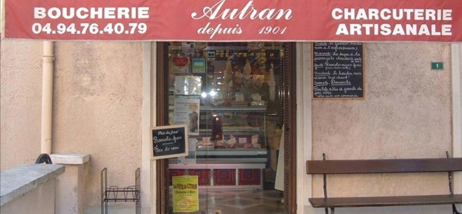 Boucherie Autran