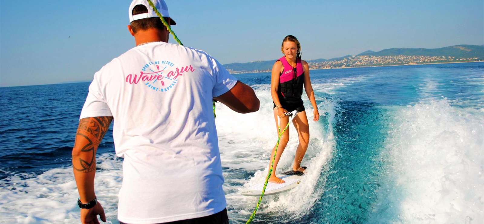 Wave Azur - Wakeboard