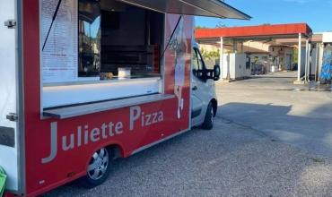 Le camion à pizzas