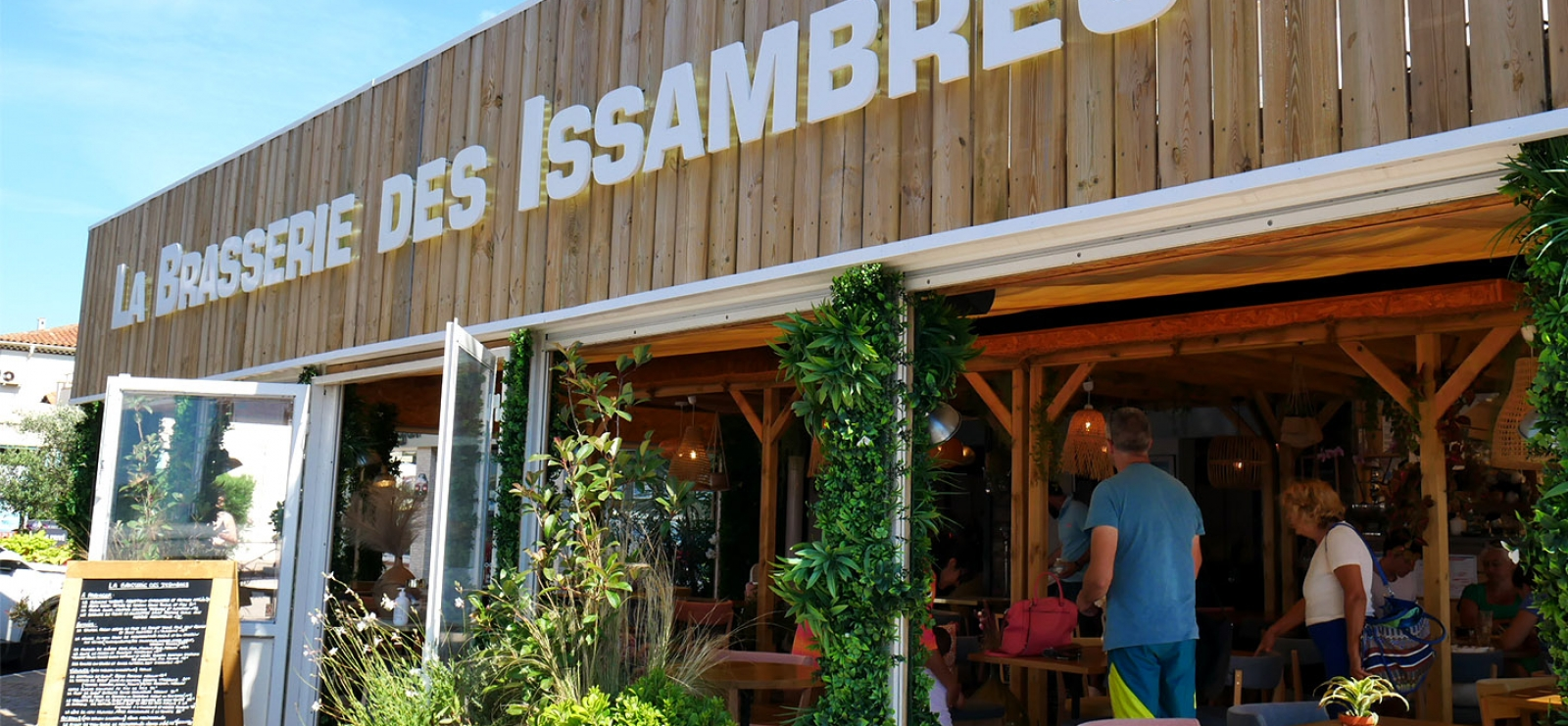 La Brasserie des Issambres