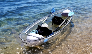 Ecogliss-Kayak transparent