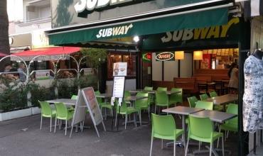 Subway Fréjus Plage