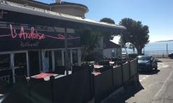L'ardoise restaurant Issambres