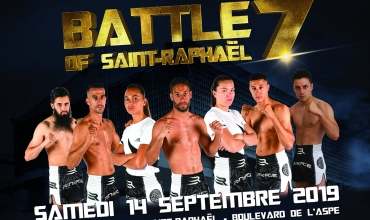 Battle 7 of Saint-Raphaël