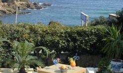 Cap Riviera - St-Aygulf - Fréjus - la terrasse d'une suite