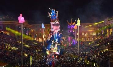 Nice Carnival 'King of animals' - POSTPONED TO 2022