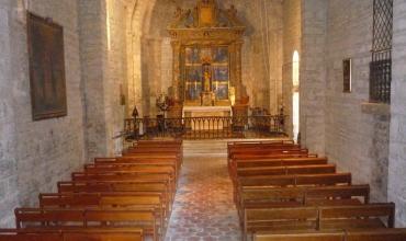 Chapelle de notre Dame des Cyprés