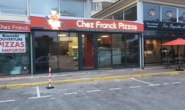 Chez Franck - Pizza à emporter et livraison