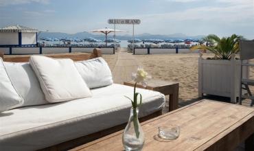 Hôtel Saint-Aygulf - la plage