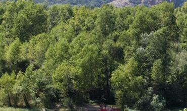 Balade en canoë - De la Base au lac Noirel