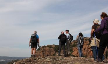Semaine Varoise de la Randonnée Pédestre - Le Rocher de Roquebrune
