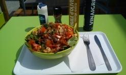 salades à composer soi même