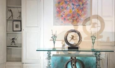 Galerie de sculptures Nicolas ROSINI DI SANTI