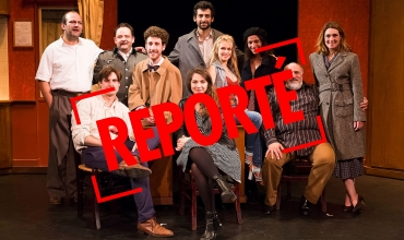 Reporté au 25/11/20 - Théâtre Les crapauds fous