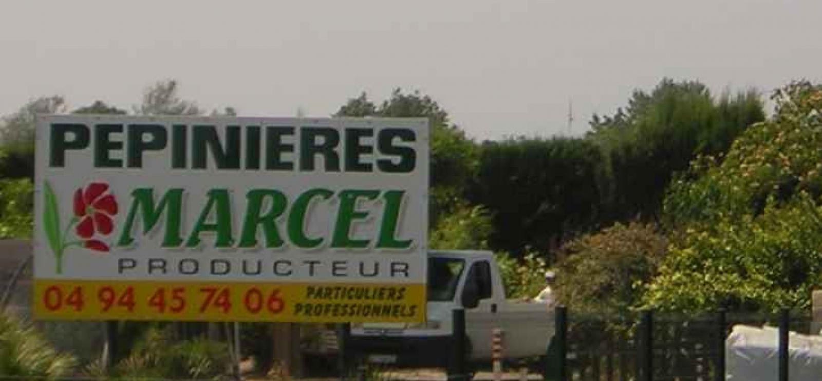Pépinière Marcel