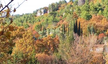 Vue sur Roquerousse