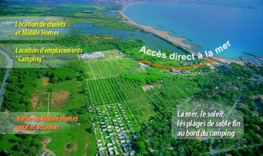 Camping de Saint-Aygulf plage