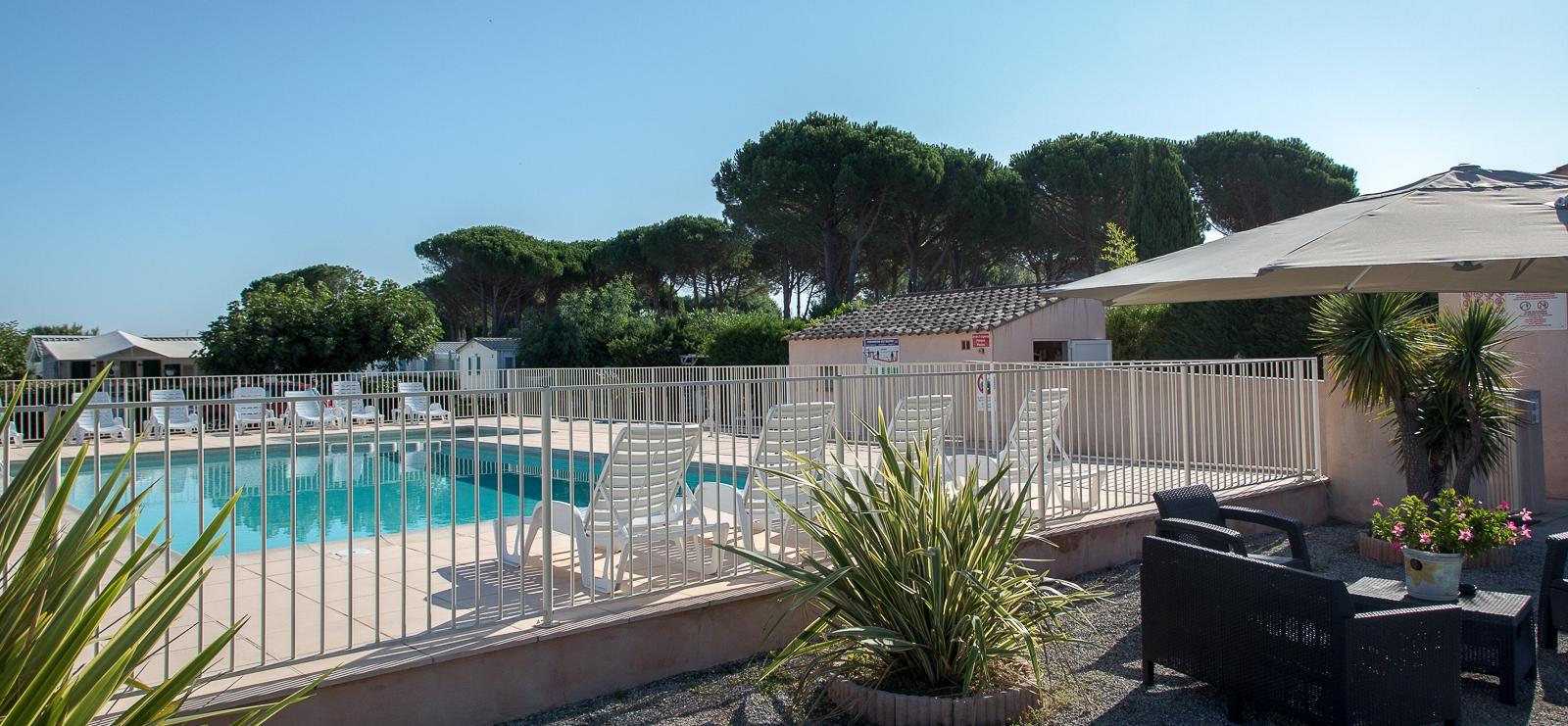 Camping le Vaudois - piscine