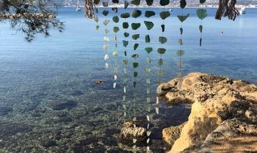 Exposition : Sable Vert - installations | Art et Vin
