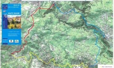 Randonnée : GR de Pays - Le Pays de Fayence à pied