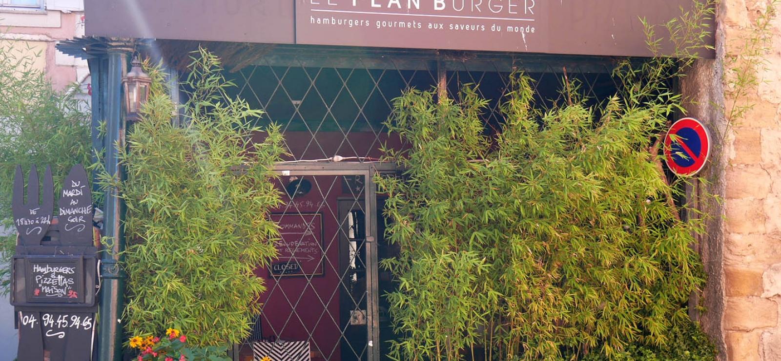 Le Plan Burger