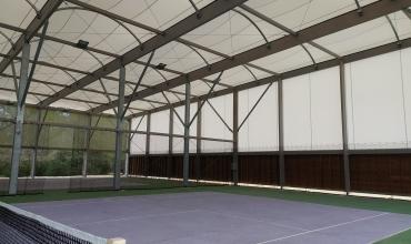 Tennis club de La Bouverie