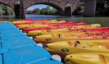 Canoë-kayak - De la Base à la Mer