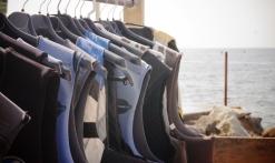 Wakeboard sur mer
