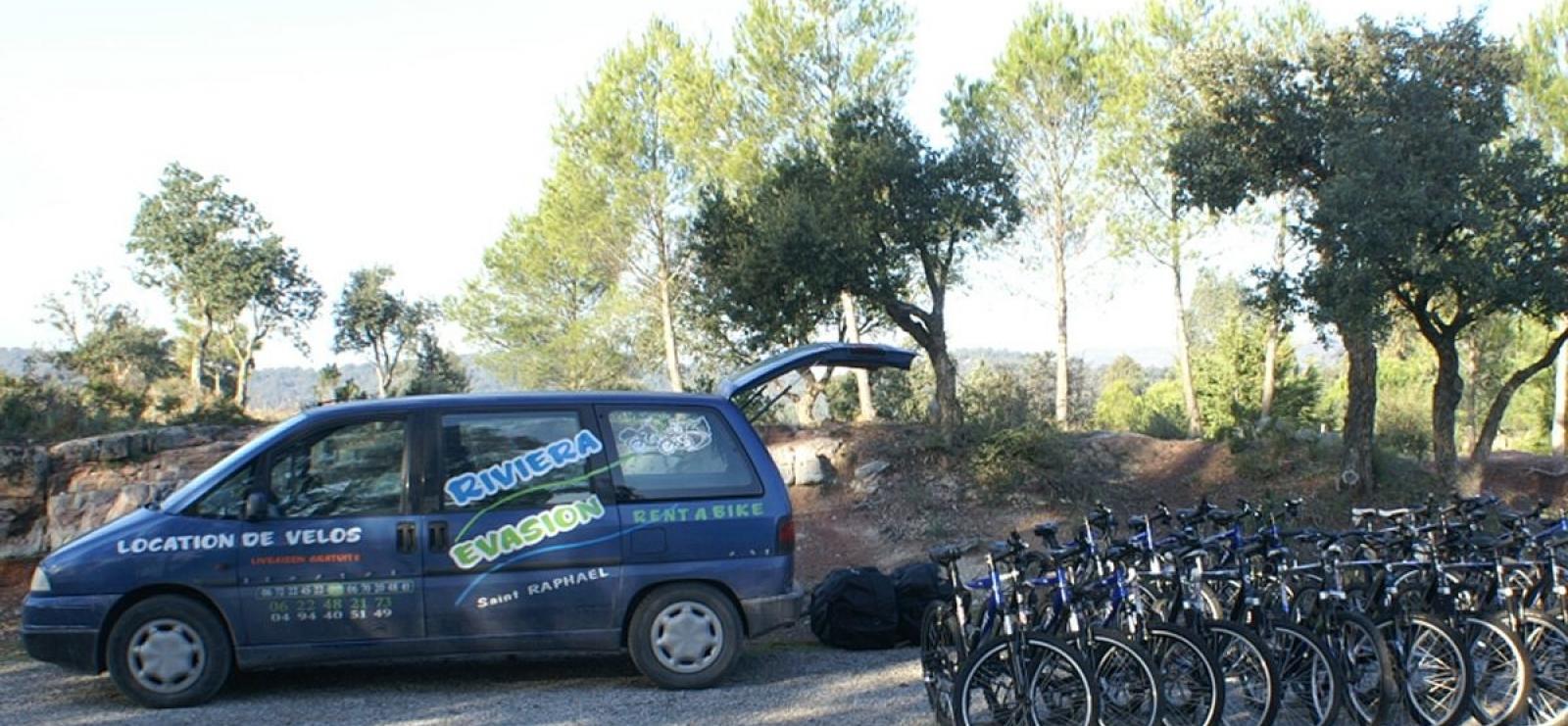 JC Cycles - Riviera Evasion