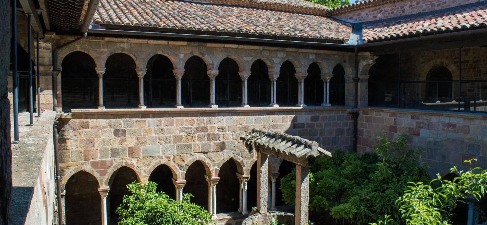 Le cloître de la Cathédrale de Fréjus
