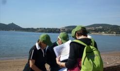 Rallye aventure - 36ème Division au Dramont