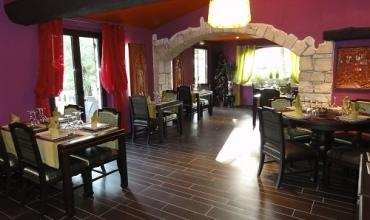 Salle intérieure pour restaurant Old Siam