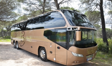 Iles de Porquerolles - Excursion en autocar