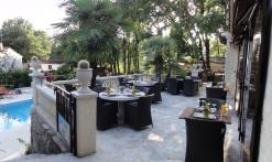 Terrasse restaurant Old Siam