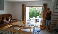 La Palmeraie - Fréjus - intérieur d'une maison