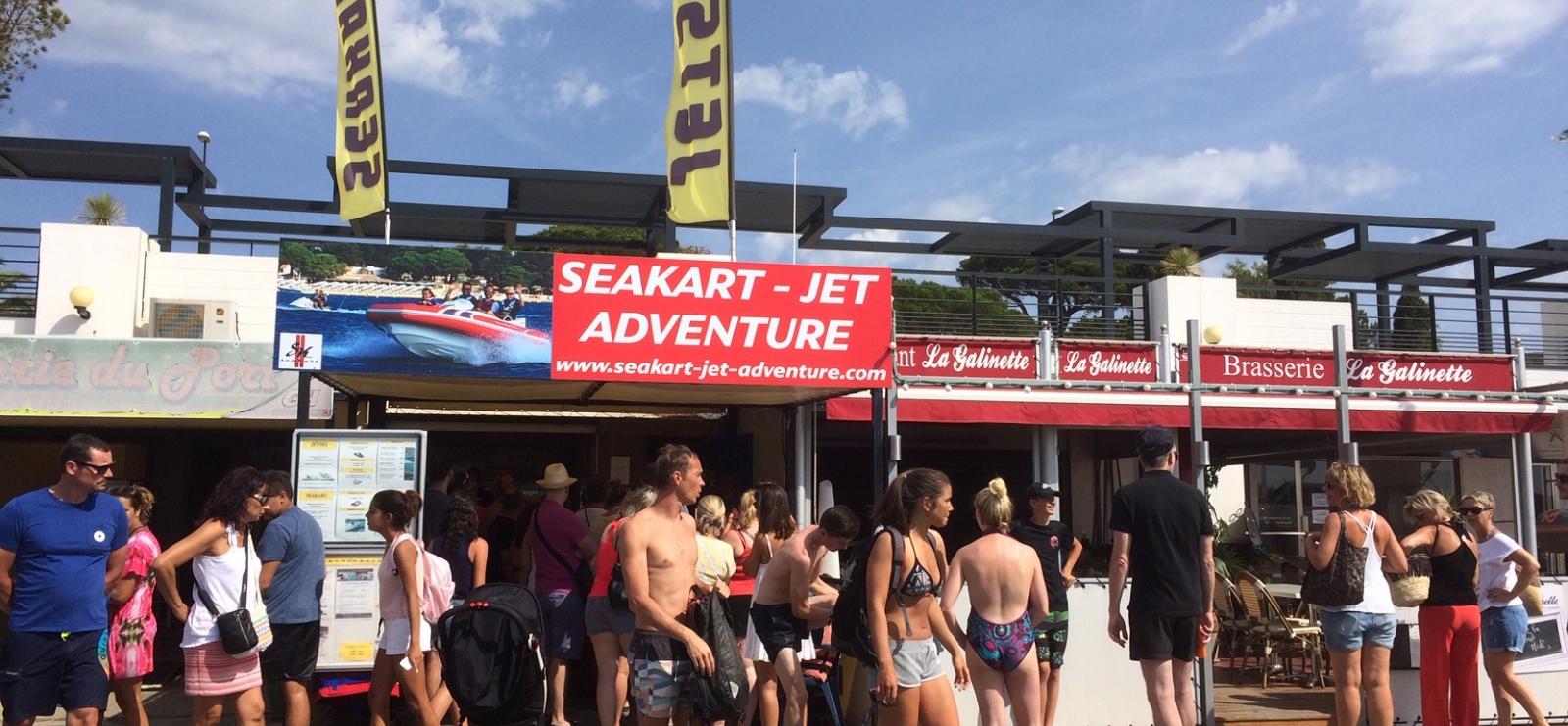 C'PAMAL - Kart Jet Adventure