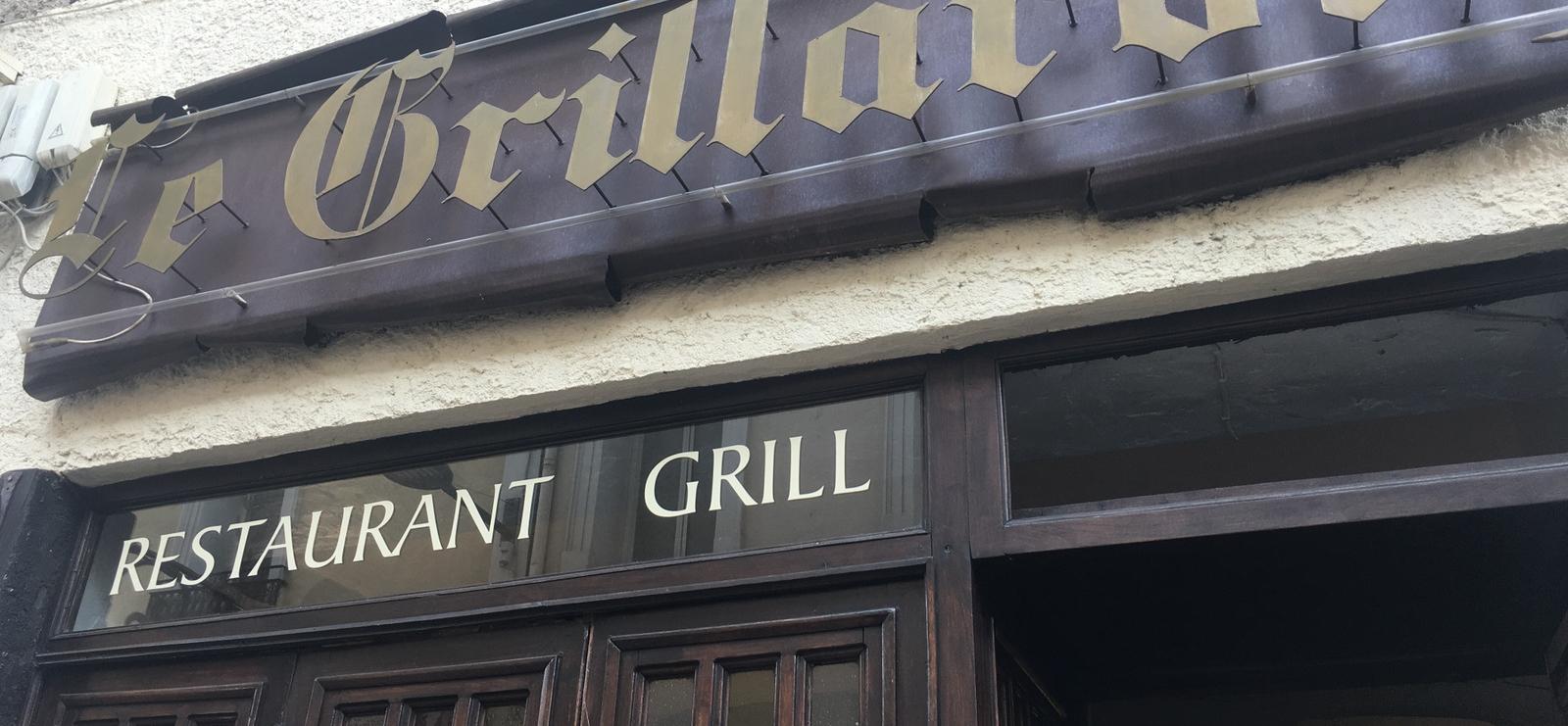 Le Grillardin