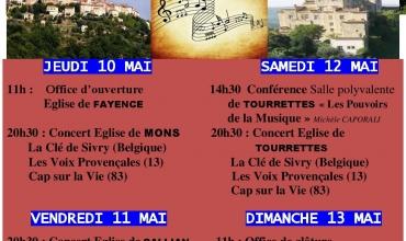8ème FESTIVAL DE CHORALES CHORALLIANCE